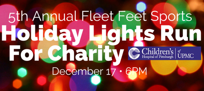 12 days of giving fleet feet pittsburgh put on your best holiday socks and wrap yourself in lights for the most wonderful run of the year the tradition keeps getting bigger and this years solutioingenieria Gallery