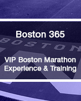 Boston 365 WIP Boston Marathon Experience & Training