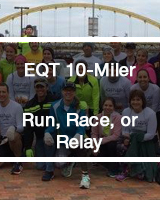 EQT 10-Miler - Run, Race, or Relay