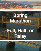 Pittsburgh Marathon - Full, Half, or Relay